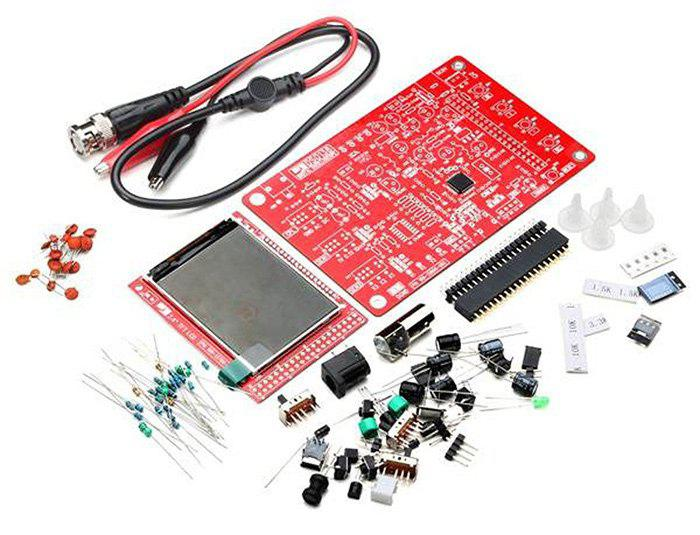 Diy dso138 digital oscilloscope electronic learning kit 2162 diy dso138 digital oscilloscope electronic learning kit solutioingenieria Image collections