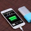 Expansion de stockage sans fil portable 2 en 1 (4G - 128G) + 6000mAh Power Bank pour iPhone / iPad - MULTICOLORE