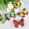 1pcs 3D Color Changing LED Butterfly Light Wall Night Lights deal