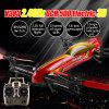 WLtoys V383 500 Electric 3D Inverted Flight 6 Axis Gyro 2.4GHz 6CH RC Quadcopter Stunt UFO - RED