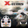 MJX X400 2.4G Remote Control Quadcopter 6 Axis Gyro 3D Roll Stumbling UFO - WHITE