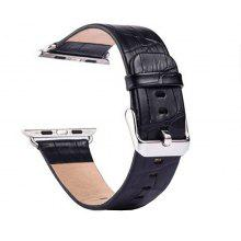 price historyGenuine Leather Watchband on gearbest