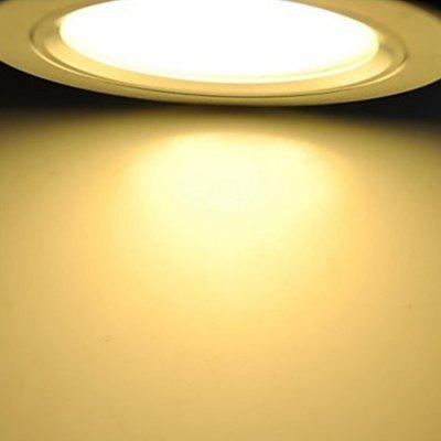 YouOKLight 5W SMD 5630 15 LED 3000K 500Lm LED Ceiling Panel Light AC 85 - 265V