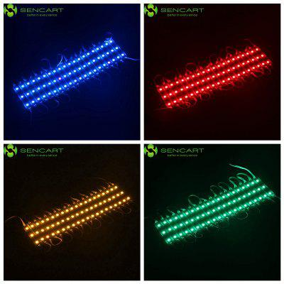 Sencart 50W 60 x SMD 5050 RGB Light LED Module Waterproof IP65 DC 12V