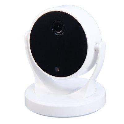 SOUESA NI-2301 Remote Pan Tilt Wireless IP Camera Full HD Internet Night Vision Monitor Real-Time Video Recording View