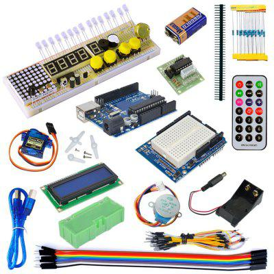 KT001 DIY Basic Starter Kit for Arduino Upgraded Version