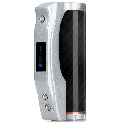 Itsuwa AMIGO Chain Reaction 50W Variable Wattage 510 Thread Mini Box Mod VW Mod LCD Display Carbon Fiber Tube