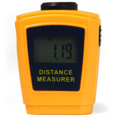 CP-3005 LCD and Backlight Ultrasonic Laser Point Distance Measurer from 0.5M to 18M Resolution
