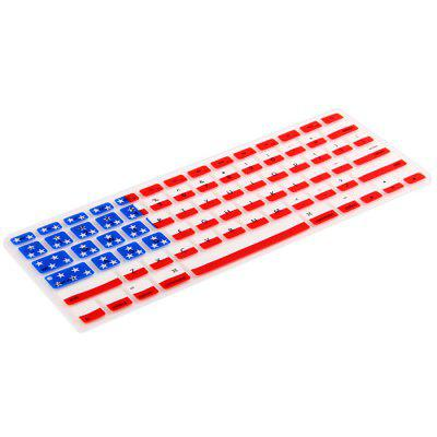 US Flag Keyboard Cover Silicone Skin