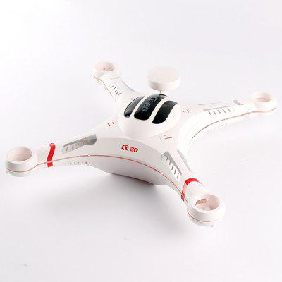CX - 20 RC Quadcopter Body Cover Shell Set
