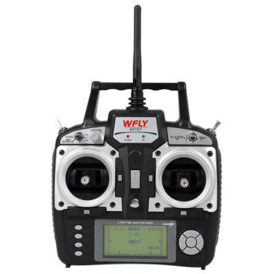 WFLY WFT07 2.4GHz 7 Channel RC Radio Controller System