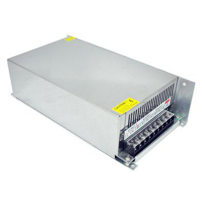ZHUOLAN 600W LED Strip Power Source ( AC 170 - 250V to DC 48V 12.5A )