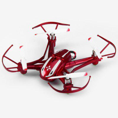 LEASON LS - 216 Mini 2.4GHz 6 Axis Gyro 5CH RC Quadcopter 3D Eversion Aircraft with Camera