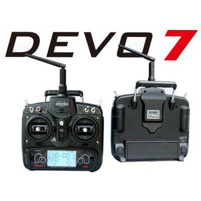 Walkera DEVO 7 7 Channel 2.4GHz Devention Transmitter Without Receiver