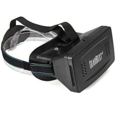 RITECH Virtual Reality 3D Glasses ? with GEARBEST LogoVR Headset<br>RITECH Virtual Reality 3D Glasses ? with GEARBEST Logo<br><br>Compatible with: Smartphones<br>IPD (Interpupillary distance): 53 - 72mm<br>IPD Adjustment: Yes<br>Package Contents: 1 x Video 3D Glasses, 1 x Small Accessory, 1 x Bilingual User Manual in Englsih and Chinese<br>Package size (L x W x H): 22.00 x 15.00 x 13.00 cm / 8.66 x 5.91 x 5.12 inches<br>Package weight: 0.320 kg<br>Product size (L x W x H): 17.00 x 10.00 x 13.50 cm / 6.69 x 3.94 x 5.31 inches<br>Smartphone Compatibility: 3.5 - 6.0 inch<br>Space for Glasses: Yes<br>VR Glasses Type: VR Glasses