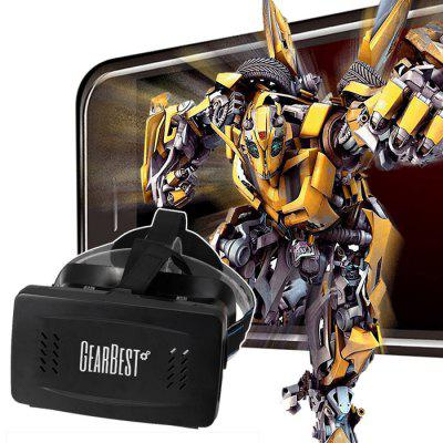GEARBEST Virtual Reality 3D Glasses Ⅱ for 3.5 - 6 inch Smartphone