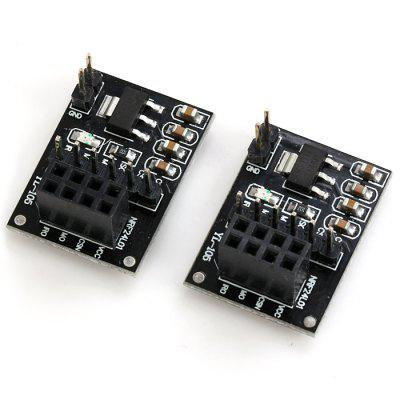 2PCS Wireless Module Adapter Plate