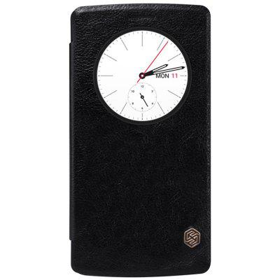 Nillkin Cover Case for LG G4Cases &amp; Leather<br>Nillkin Cover Case for LG G4<br><br>Brand: Nillkin<br>Color: Black,Brown,Red,White<br>Compatible Model: LG G4<br>Features: Auto Sleep/Wake Up, Full Body Cases, With View Window<br>Mainly Compatible with: LG<br>Material: PU Leather, Plastic<br>Package Contents: 1 x Case<br>Package size (L x W x H): 18.30 x 10.20 x 1.60 cm / 7.2 x 4.02 x 0.63 inches<br>Package weight: 0.115 kg<br>Product Size(L x W x H): 15.10 x 7.90 x 1.50 cm / 5.94 x 3.11 x 0.59 inches<br>Product weight: 0.037 kg<br>Style: Solid Color