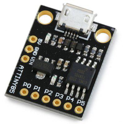 ATTINY85 Microcontroller Development Board