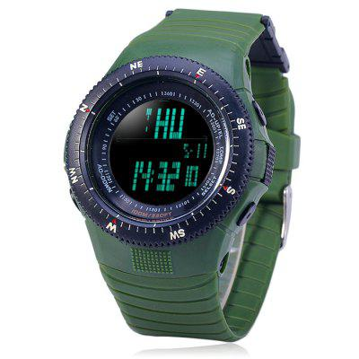 Water Resistance LED Sport Watch