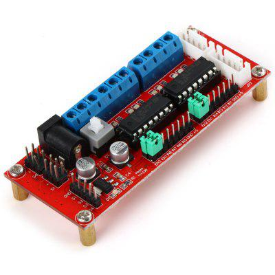 KEYES 4WD DC Power Supply Motor Driver Module Works with Arduino Board
