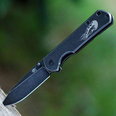 Sanrenmu 7010 LUY-SHF Pocket Knife Survival Tool