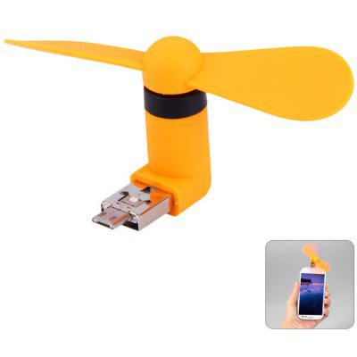 USB and Micro USB Phone Fan