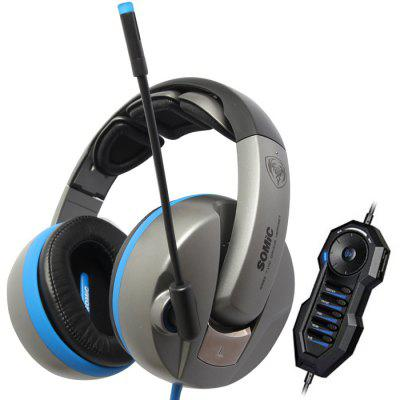 Somic G989HD Headset with Mic