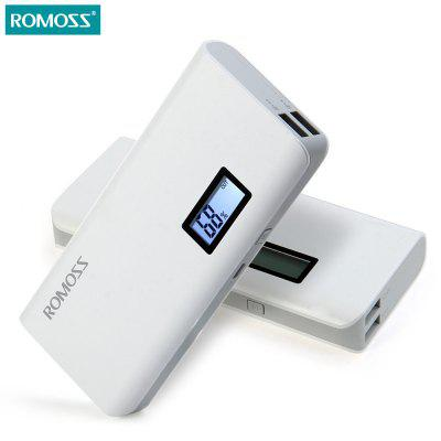 ROMOSS Sense 4 Plus LCD 10400mAh External Battery Pack Power Bank