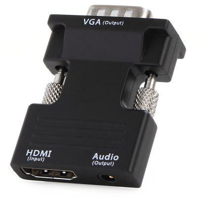 FineSource HDMI to VGA Adapter 1080P