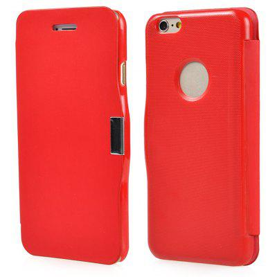 Magnetic Snap - design Flip Leather Case Cover for Apple iPhone 6 Plus 6S Plus 5.5 inch