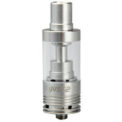 Original ELEAF iJust 2 RTA Rebuildable Tank Atomizer with 5.5ml Capacity / Airflow Slot 510 Thread