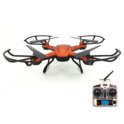 JJRC H12C Headless Mode 2.4GHz 4CH RC Quadcopter 6 Axis Gyroscope 360 Degree Stumbling RTF UFO without Camera