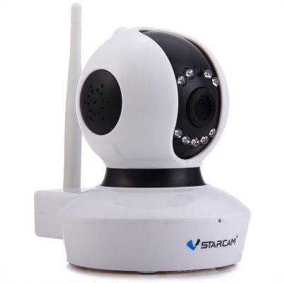 Vstarcam C7823WIP 1.0MP H.264 Pan / Tilt Wireless IP Camera Support TF Card with Night Vision US Plug - 100 - 240V