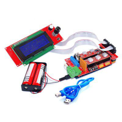 8 in 1 3D Printer Set