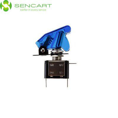 Sencart 12V 20A LED Toggle Switch for Modified Racing Cars
