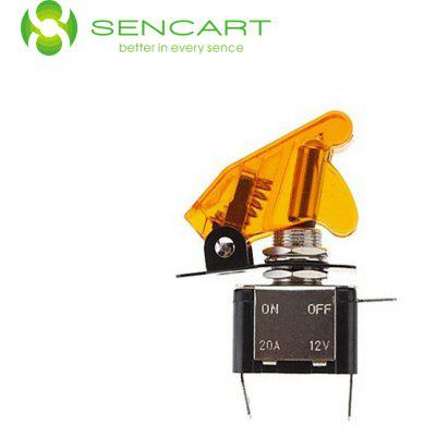 Sencart 12V 20A LED Rocker Switch