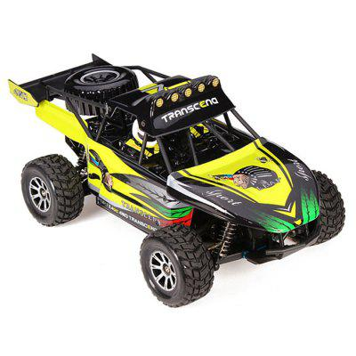 WLtoys K929 1 / 18 Scale Realistic 4WD 2.4GHz RC Racing Car 4CH 50KMH Drift SUV - EU Plug