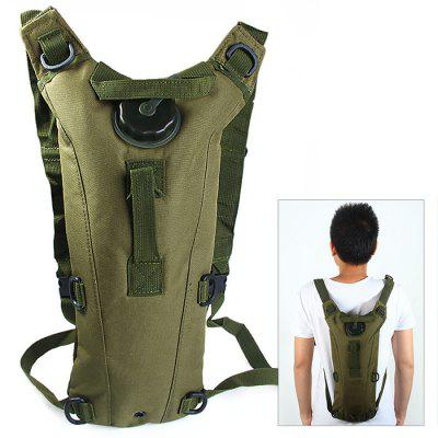 3L Capactiy Water Bag Backpack Water Bladder for Cycling Hiking Climbing Travelling