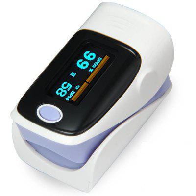 Fingertip Pulse Oximeter OLED display Fingertip Pulse Oximeter Blood Oxygen SPO2 Oximetro Monitor