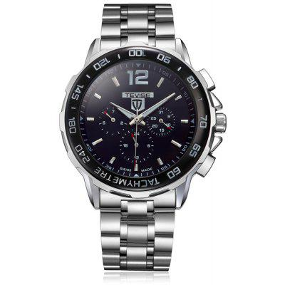 Tevise 356 Date Day Display Male Automatic Mechanical Watch $25 99