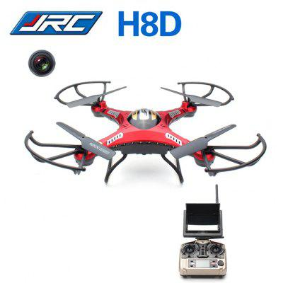 JJRC H8D 6 Axis Gyro 2.4GHz 4CH FPV RC Quadcopter with 2MP Camera / 360 Degree Eversion RTF Image