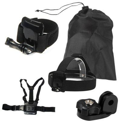 5PCS / Package Sports DV Accessories