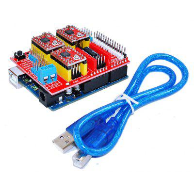 4 in 1 3D Printer Board Suit