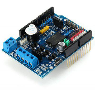 Buy KEYES L298P Motor Driver Shield for Arduino for $7.78 in GearBest store