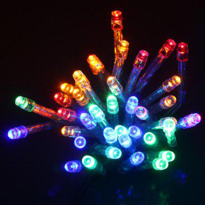 YouOkLight 3M 30 LED Multi-color String Fairy Light for Christmas Festival Celebration Party Wedding Garden ( 3 x AA Battery )