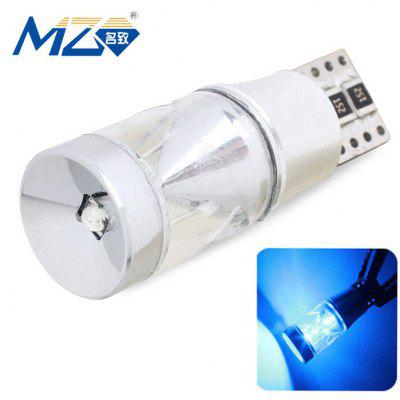 MZ T10 15W Canbus Decode XB - D LED Car Clearance Lamp Ice Blue Light 495nm 1200LM (9 - 18V)