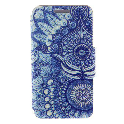 Retro Sunflower Eye Cover Case