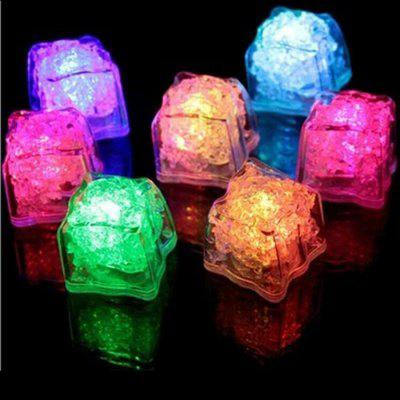 12 szt. RGB Flash Ice Cube
