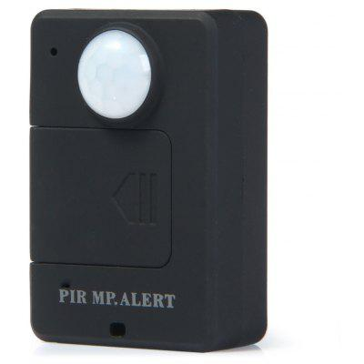Smart PIR MP Alert A9 Anti-theft Monitor Detector GSM Alarm System for Home - EU Plug